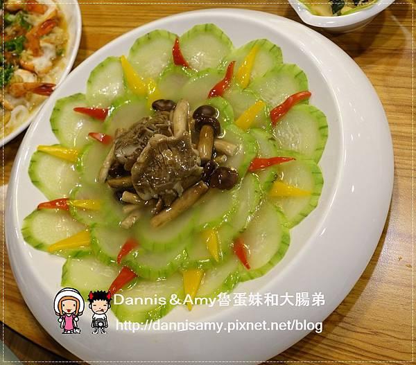 竹北川筵活蟹海鮮餐廳 (34)