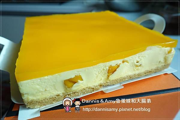 CheeseCake1夏季專屬曼波五號起司蛋糕  (7)