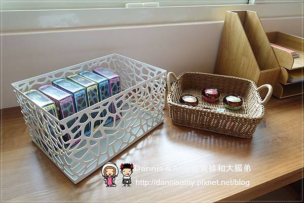 科德斯方型提把編織籃鳥巢室內小物收納籃 (1)