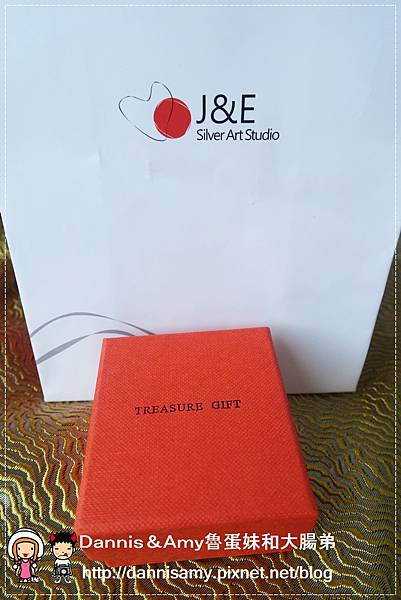 J&E真心一世手工銀飾 (2)