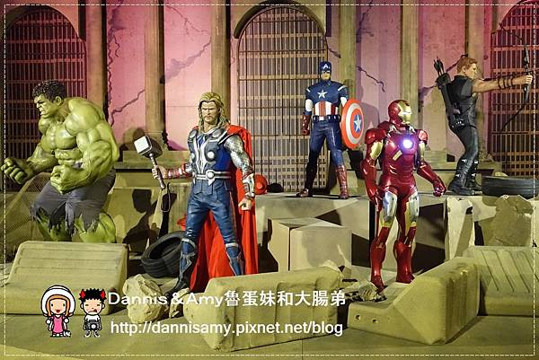 MARVEL漫威超級英雄特展 (27)