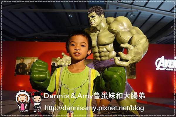 MARVEL漫威超級英雄特展 (47)