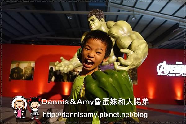 MARVEL漫威超級英雄特展 (48)