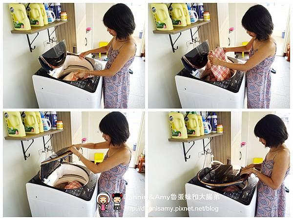 TOSHIBA東芝16公斤變頻洗衣機 型號AW-DME16WAG (6)