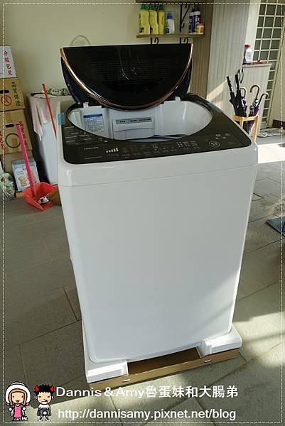 TOSHIBA東芝16公斤變頻洗衣機 型號AW-DME16WAG (9)
