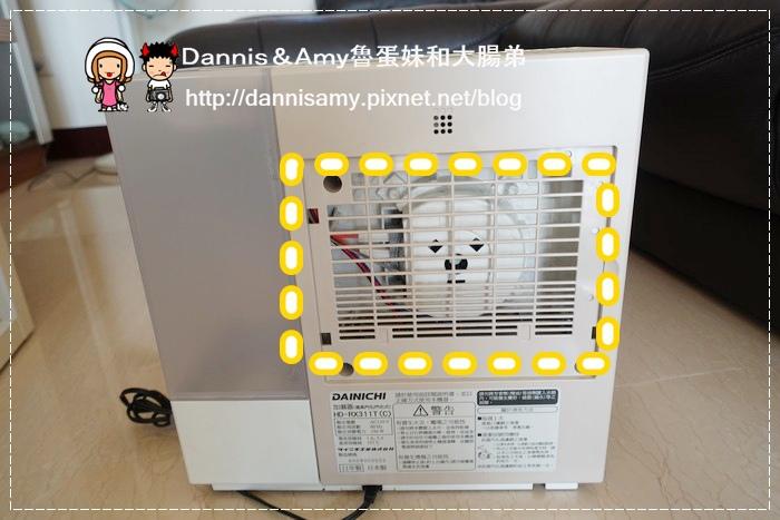 大日DAINICHI 空氣清淨保濕機 (9)