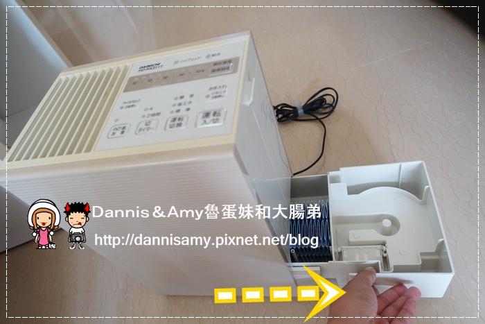 大日DAINICHI 空氣清淨保濕機 (11)