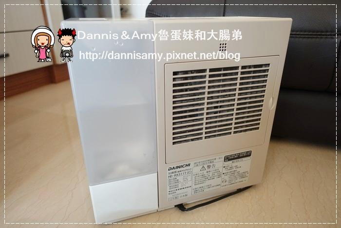 大日DAINICHI 空氣清淨保濕機 (21)