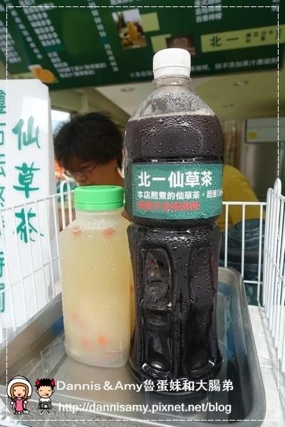 北一綠豆沙牛奶 仙草茶 (11)