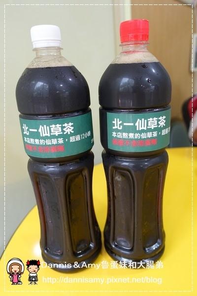 北一綠豆沙牛奶 仙草茶 (21)