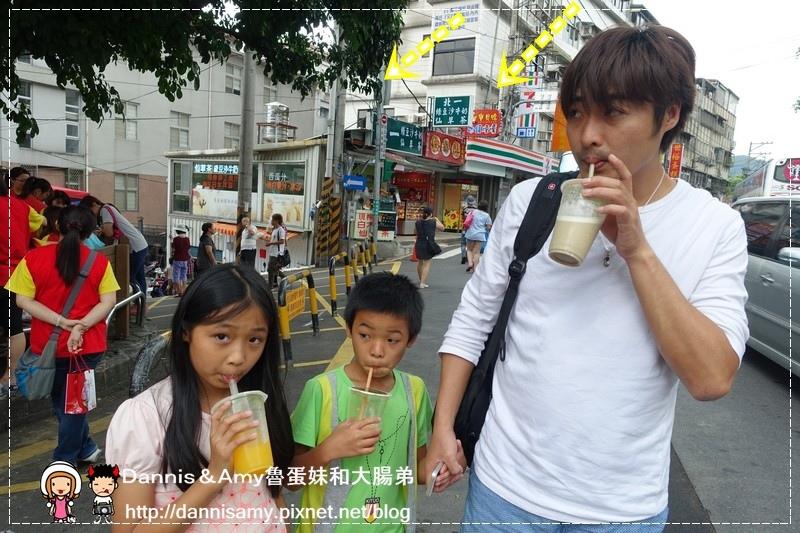 北一綠豆沙牛奶 仙草茶 (31)