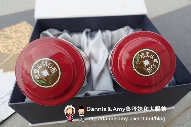 台灣阿里山明心園製茶廠 阿里山茶葉禮盒 (9)