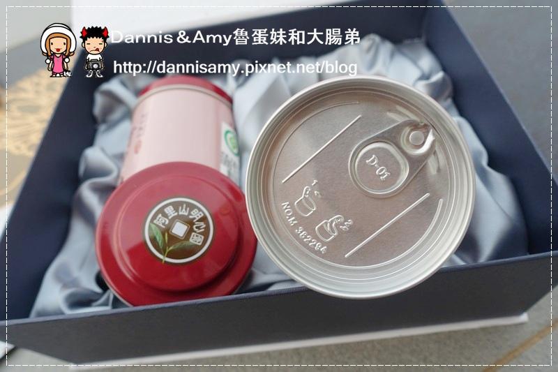台灣阿里山明心園製茶廠 阿里山茶葉禮盒 (10)