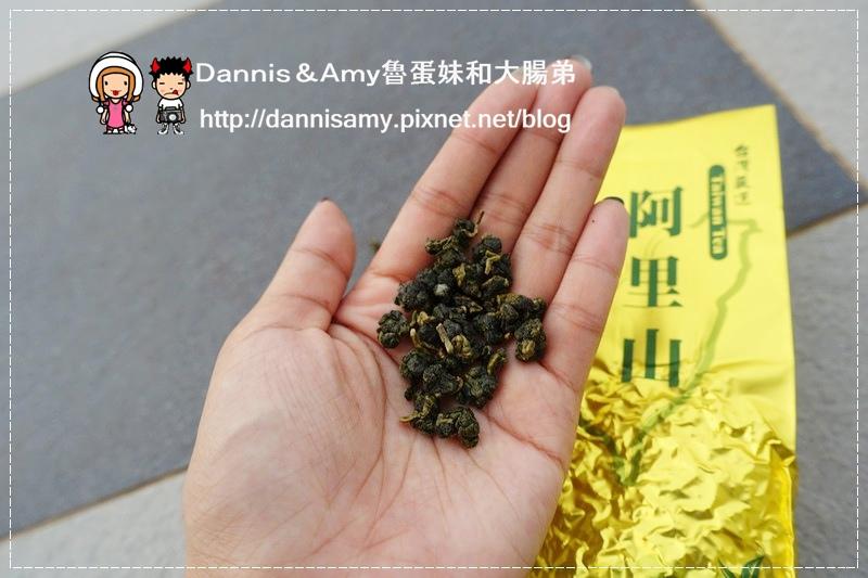 台灣阿里山明心園製茶廠 阿里山茶葉禮盒 (15)