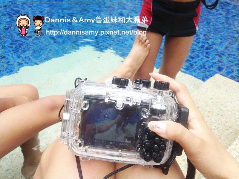 Meikon佳美能專用防水殼x SONY RX100 III (1)