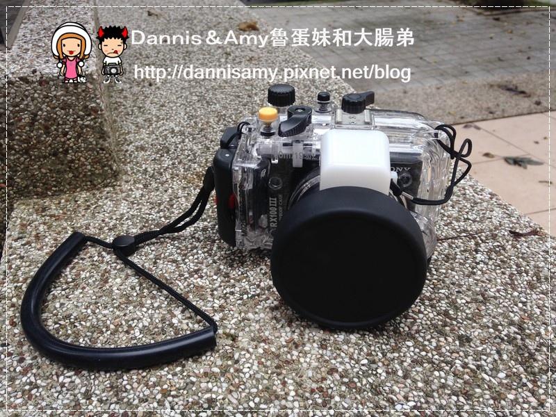 Meikon佳美能專用防水殼x SONY RX100 III (21)