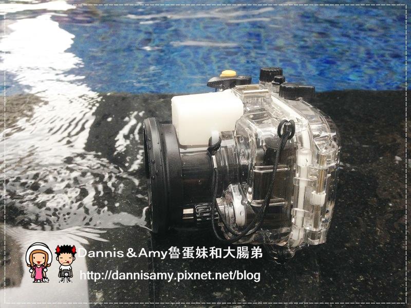 Meikon佳美能專用防水殼x SONY RX100 III (36)