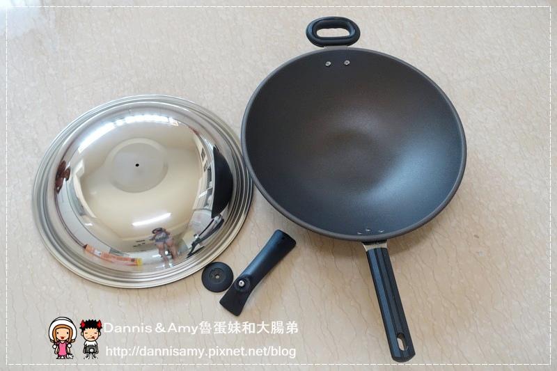 鍋寶黃金不沾炒鍋  (18)