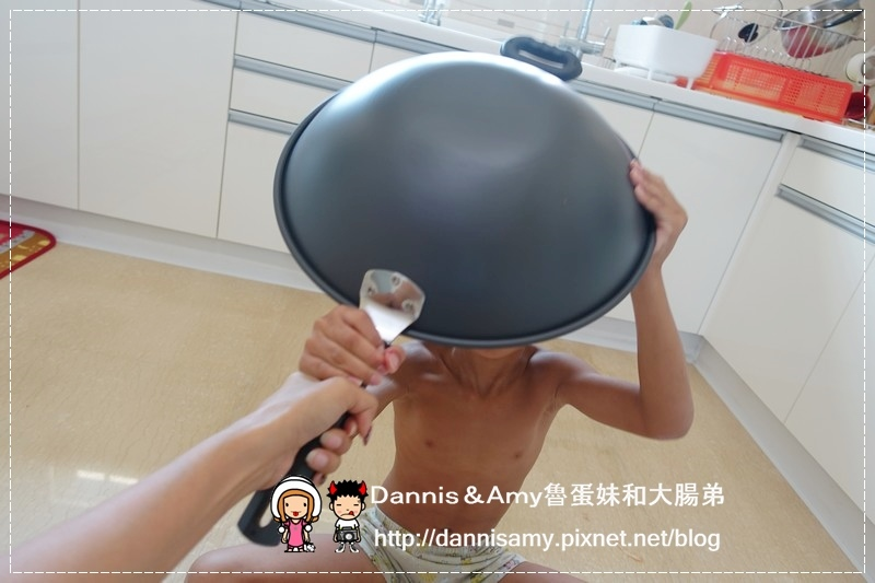 鍋寶黃金不沾炒鍋  (21)