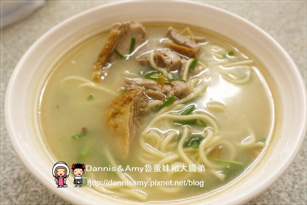 竹北大雅鴨肉麵  (8)