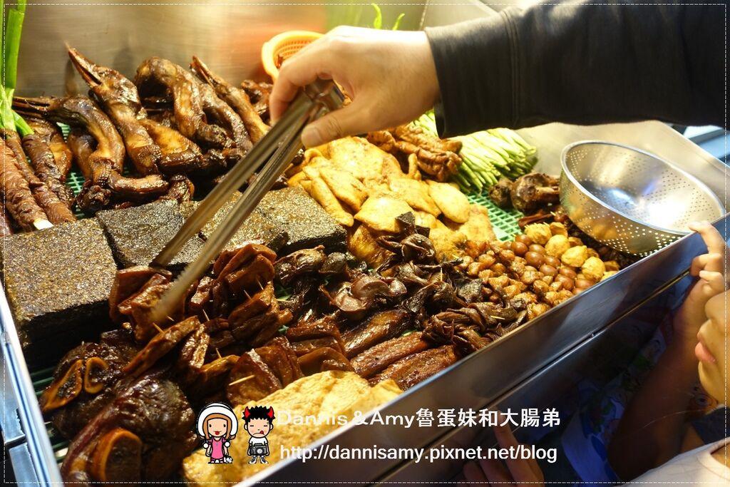 竹北三民路小吃♥▋藍一東山鴨頭 (2)