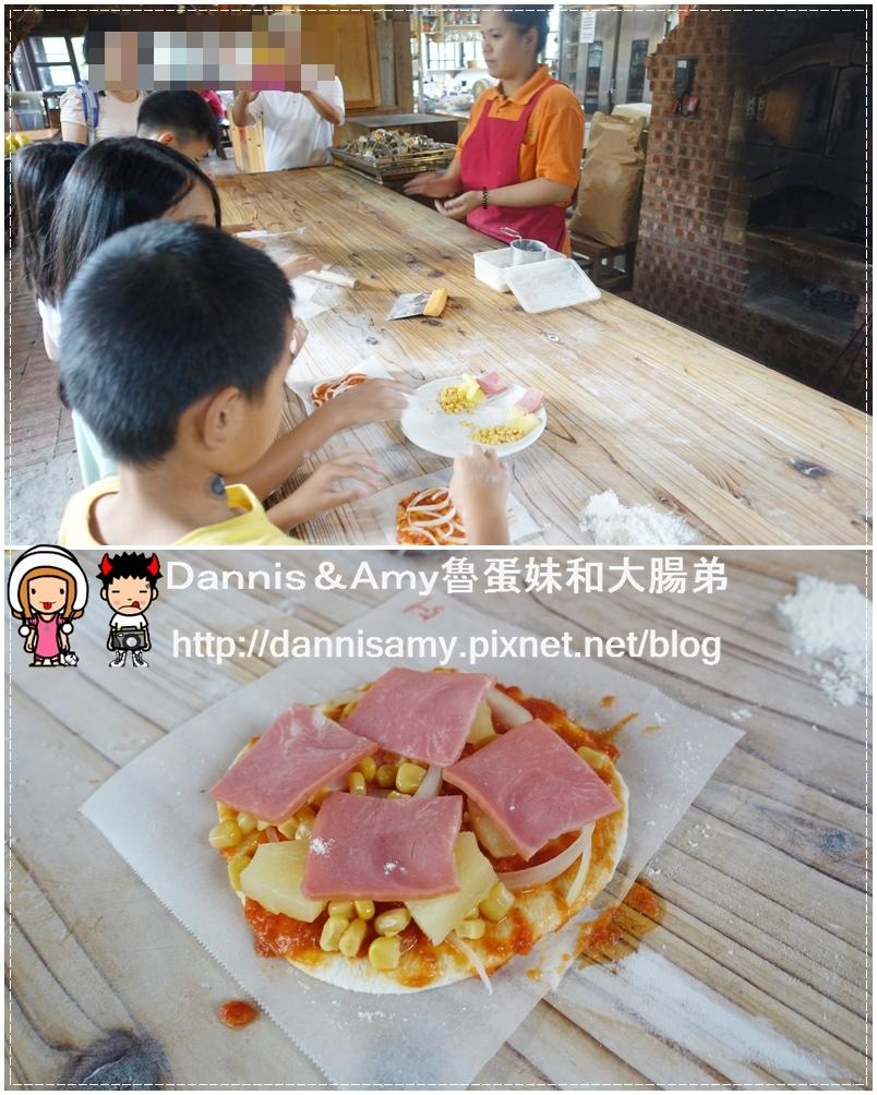 新竹薪石窯 柴燒窯烤麵包 (2)
