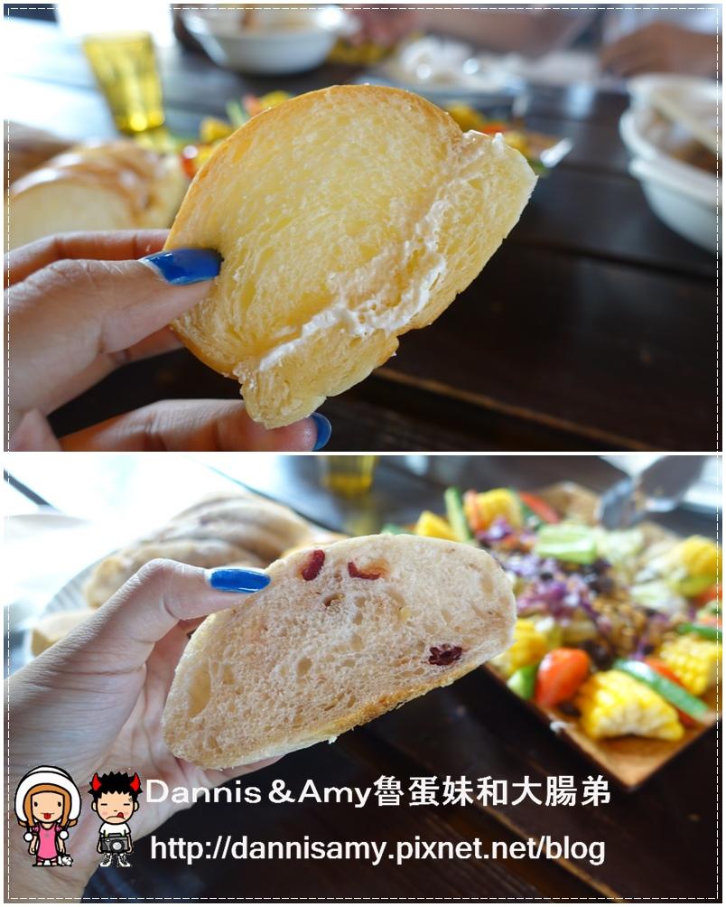 新竹薪石窯 柴燒窯烤麵包 (3)