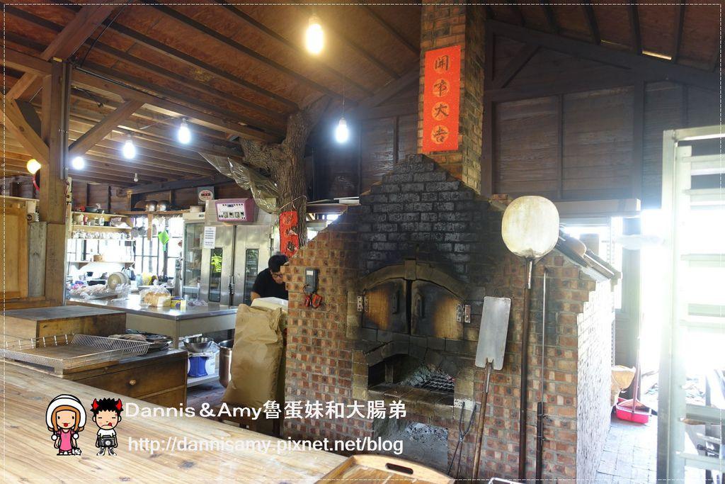 新竹薪石窯 柴燒窯烤麵包 (11)