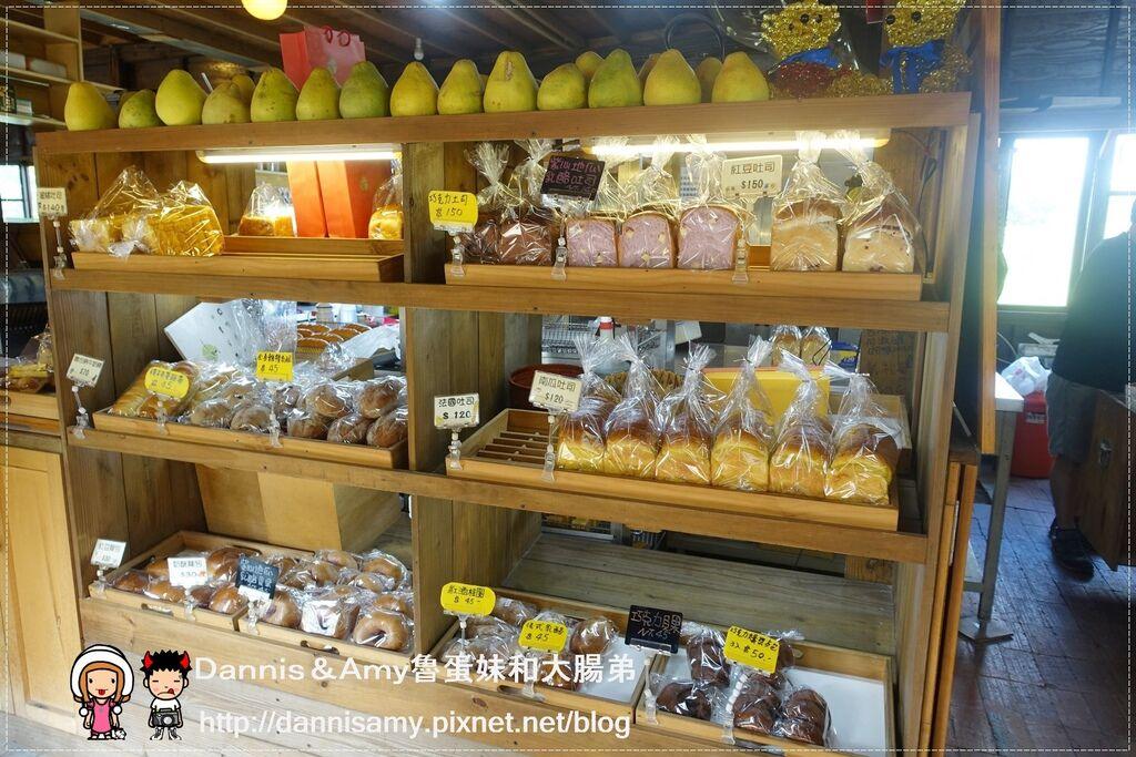 新竹薪石窯 柴燒窯烤麵包 (12)