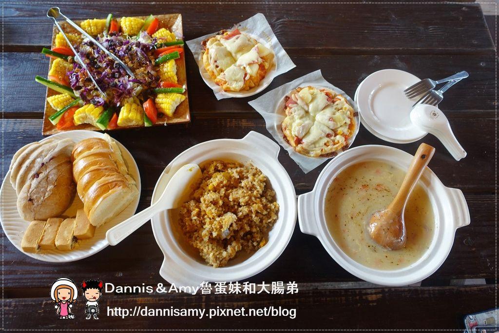 新竹薪石窯 柴燒窯烤麵包 (31)