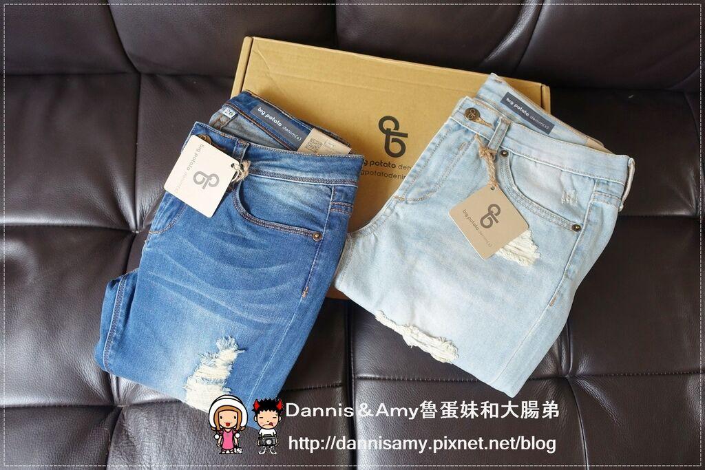 big potato denim(s)牛仔褲 (35)