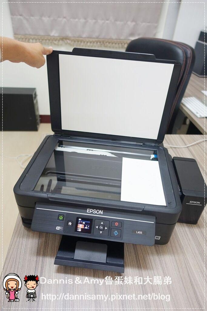 Epson L455連續供墨印表機 (29).jpg
