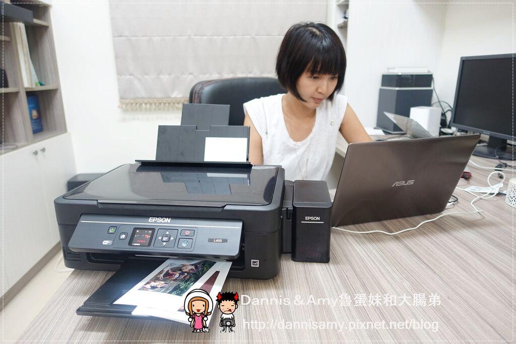 Epson L455連續供墨印表機 (33).jpg