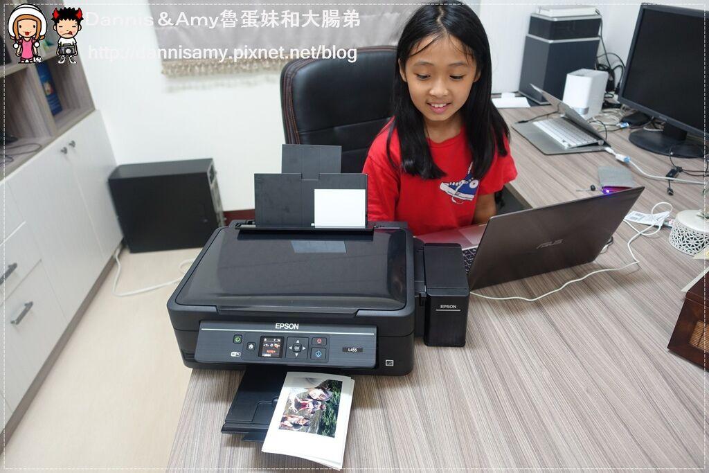 Epson L455連續供墨印表機 (34).jpg