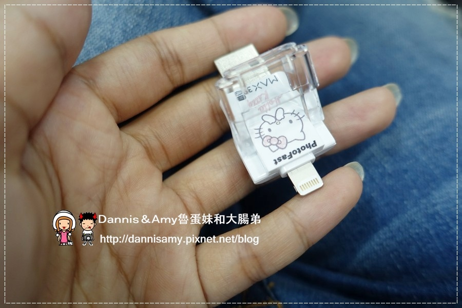 PhotoFast x Hello Kitty MAX 蘋果專用隨身碟 (18).jpg