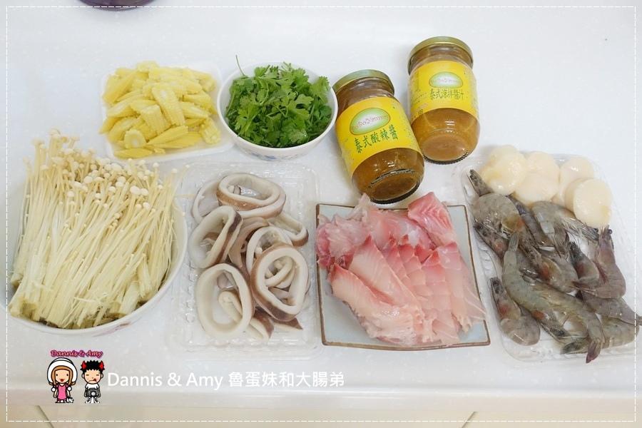 《泰式料理食譜》BoBo醬料館 必吃涼拌青木瓜絲x 泰式酸辣海鮮湯x豬肉綠咖哩 ︳泰式料理第一次就上手 在家輕鬆做簡單作法 素食者可以吃喔! (20).jpg