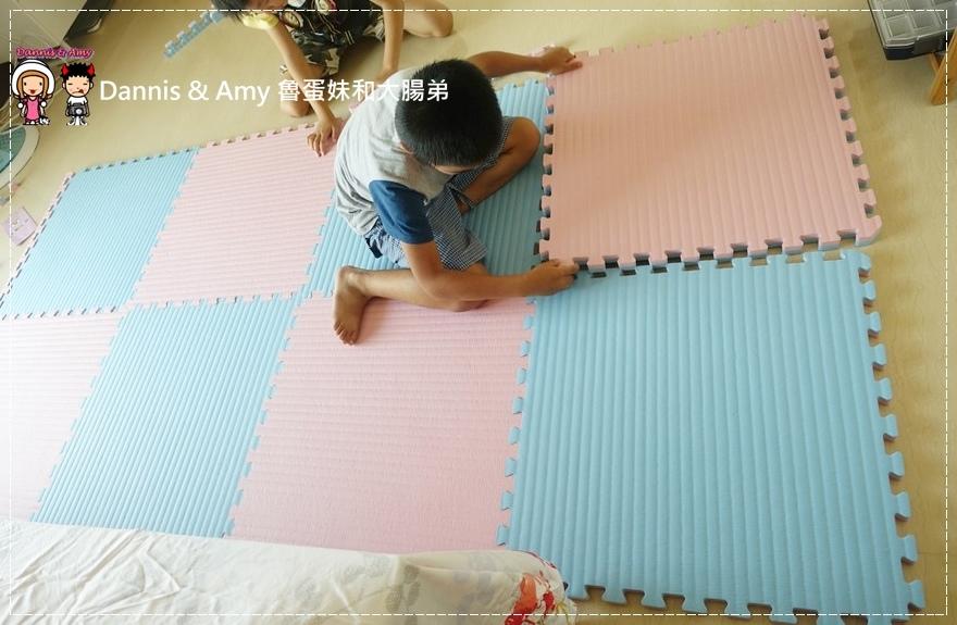 20160723《儿童游戏地垫》左左右右也爱用的  Mei colors美美地垫 台湾製造MIT好清洁隔音垫 游戏垫 运动垫 ︱(附开箱影片) (9).jpg