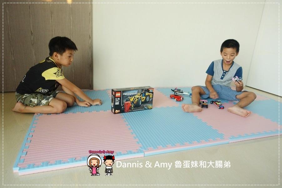20160723《儿童游戏地垫》左左右右也爱用的  Mei colors美美地垫 台湾製造MIT好清洁隔音垫 游戏垫 运动垫 ︱(附开箱影片) (14).jpg
