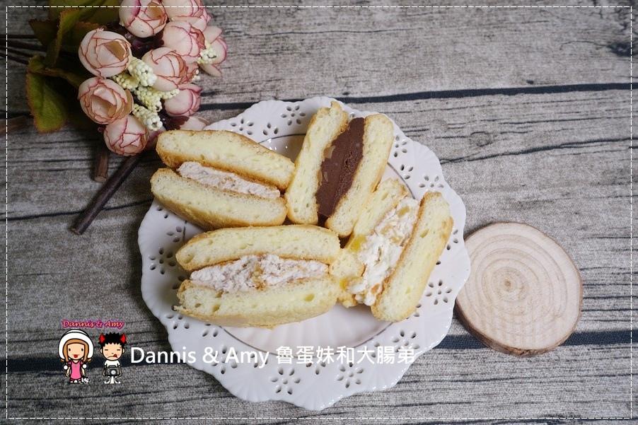 20160811《宅配甜點》 微甜道烘培坊-微甜道泡芙蛋糕中秋節禮盒 ~是泡芙還是蛋糕? 減少身體負擔的甜點幸福︱ (33).jpg