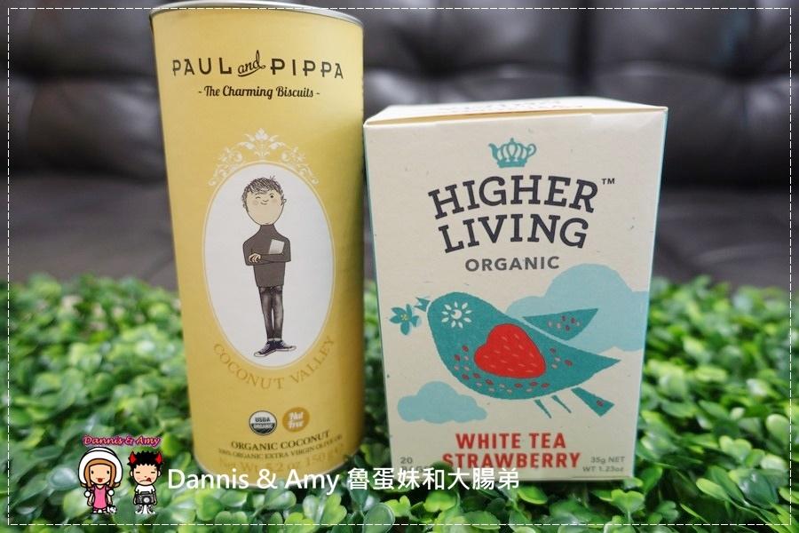 20160920《網購美食》食好覓發現天然有機好物- Higher Living 經典英式早餐茶x Paul&Pippa 椰香山谷-有機椰子餅乾|平凡下午茶也可以很不一樣 (6).jpg