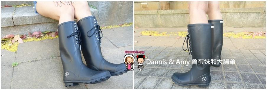 20160928《流行穿搭》LANDFER雨靴 是雨鞋也是睛天可穿的時尚長靴︱附開箱影片 (4).jpg