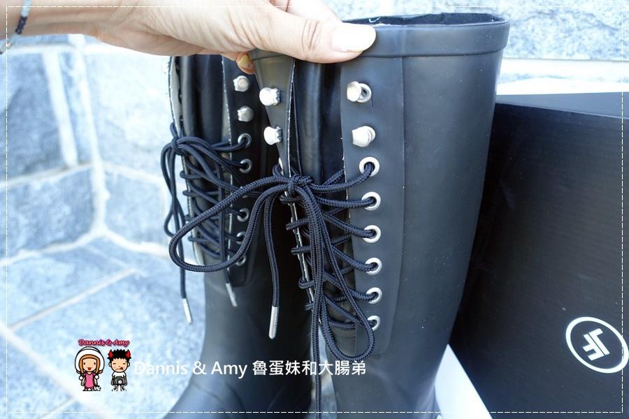 20160928《流行穿搭》LANDFER雨靴 是雨鞋也是睛天可穿的時尚長靴︱附開箱影片 (8).jpg