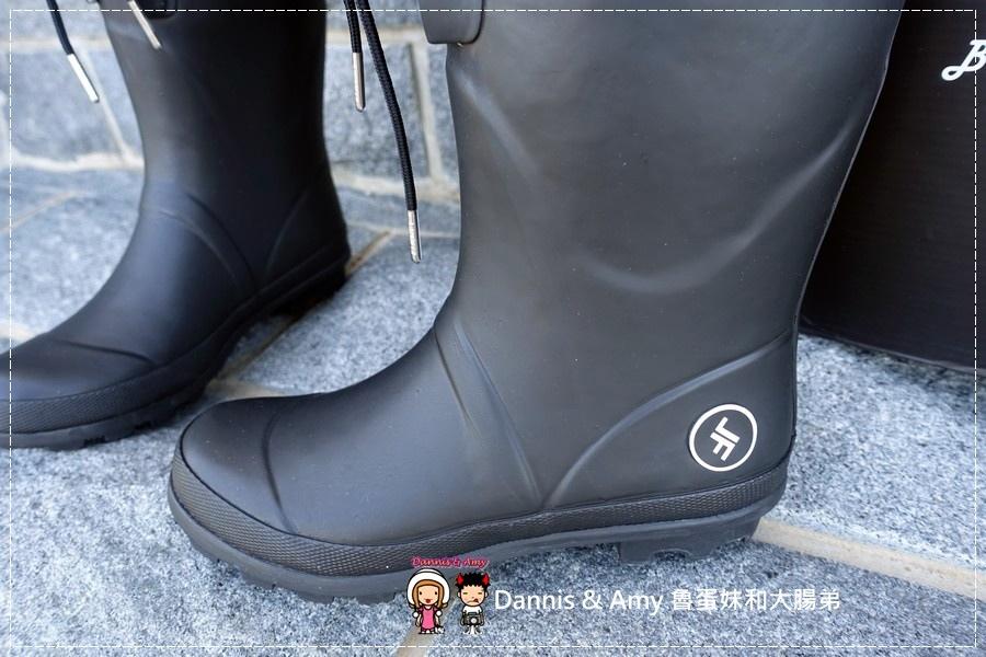 20160928《流行穿搭》LANDFER雨靴 是雨鞋也是睛天可穿的時尚長靴︱附開箱影片 (10).jpg