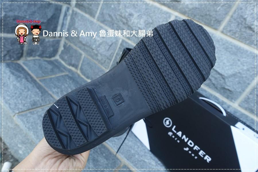 20160928《流行穿搭》LANDFER雨靴 是雨鞋也是睛天可穿的時尚長靴︱附開箱影片 (13).jpg
