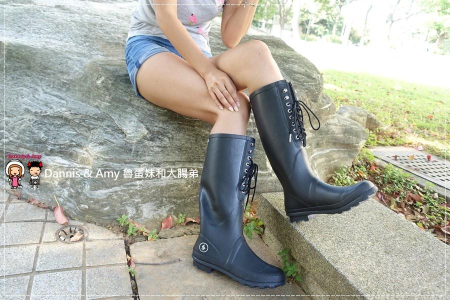 20160928《流行穿搭》LANDFER雨靴 是雨鞋也是睛天可穿的時尚長靴︱附開箱影片 (20).jpg