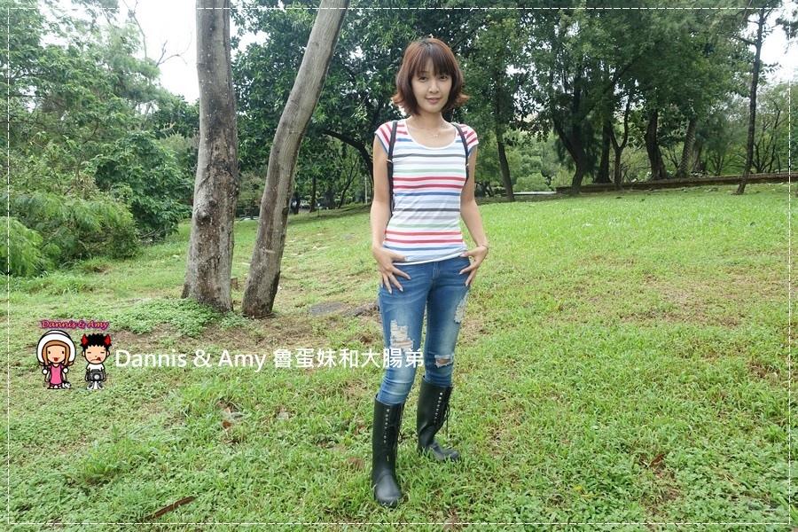 20160928《流行穿搭》LANDFER雨靴 是雨鞋也是睛天可穿的時尚長靴︱附開箱影片 (24).jpg
