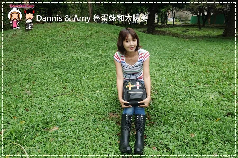 20160928《流行穿搭》LANDFER雨靴 是雨鞋也是睛天可穿的時尚長靴︱附開箱影片 (27).jpg
