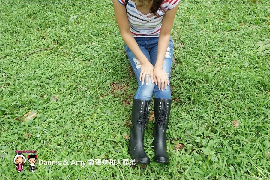 20160928《流行穿搭》LANDFER雨靴 是雨鞋也是睛天可穿的時尚長靴︱附開箱影片 (28).jpg