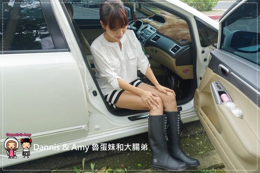 20160928《流行穿搭》LANDFER雨靴 是雨鞋也是睛天可穿的時尚長靴︱附開箱影片 (29).jpg