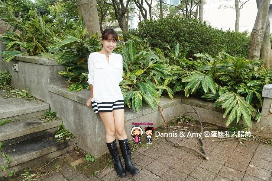 20160928《流行穿搭》LANDFER雨靴 是雨鞋也是睛天可穿的時尚長靴︱附開箱影片 (30).jpg
